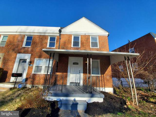 3928 Chesterfield Avenue, BALTIMORE, MD 21213 (#MDBA500558) :: The Vashist Group