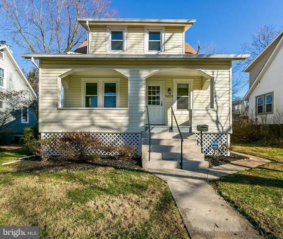 5405 Fair Oaks Avenue, BALTIMORE, MD 21214 (#MDBA500610) :: Coleman & Associates