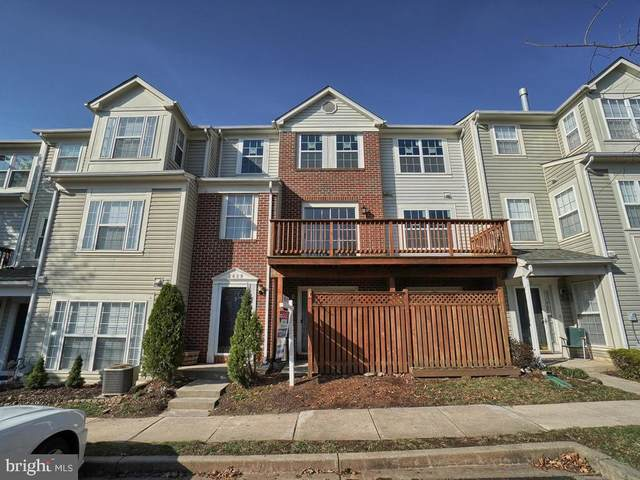 2629 S Everly Drive 8-9, FREDERICK, MD 21701 (#MDFR260006) :: AJ Team Realty