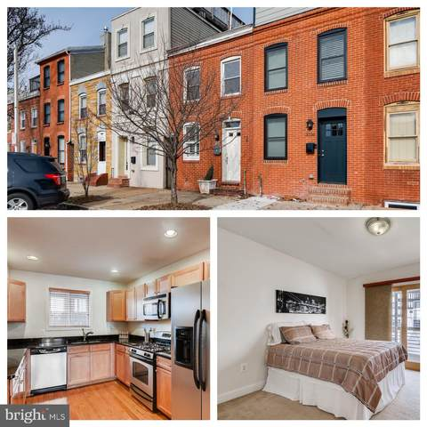 3114 Elliott Street, BALTIMORE, MD 21224 (#MDBA500632) :: Coleman & Associates