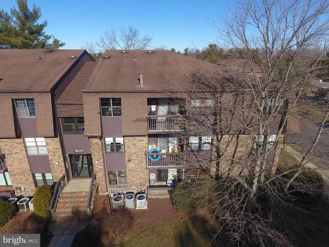 1831 Old Stone Mill Drive, EAST WINDSOR, NJ 08512 (#NJME291864) :: Shamrock Realty Group, Inc