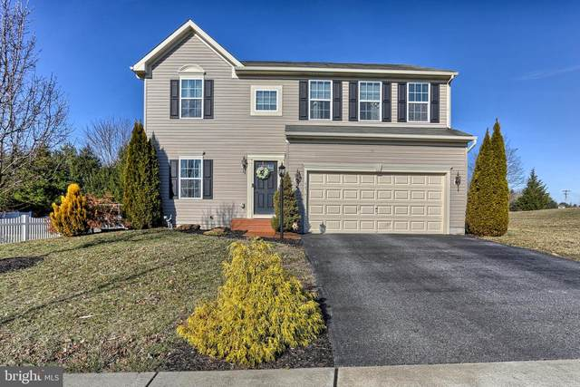 8476 Diamond Run Court, SEVEN VALLEYS, PA 17360 (#PAYK133452) :: The Heather Neidlinger Team With Berkshire Hathaway HomeServices Homesale Realty