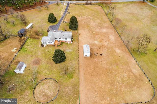 5781 Huntingtown Road, HUNTINGTOWN, MD 20639 (#MDCA174706) :: CR of Maryland