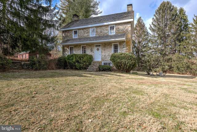 416 Watters Road, NEW PARK, PA 17352 (#PAYK133502) :: The Joy Daniels Real Estate Group