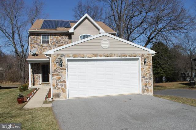 58 Ritters Lane, OWINGS MILLS, MD 21117 (#MDBC485714) :: AJ Team Realty
