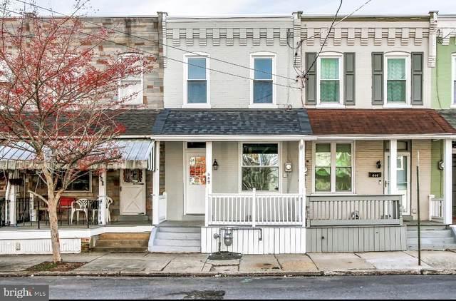 442 W Frederick Street, LANCASTER, PA 17603 (#PALA159016) :: The Joy Daniels Real Estate Group