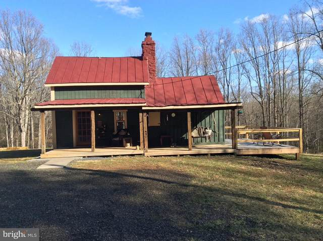 9371 Lake Daniel Road, MARSHALL, VA 20115 (#VAFQ164202) :: Bruce & Tanya and Associates