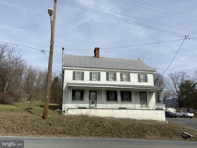 17889 E Fannettsburg Road, FANNETTSBURG, PA 17221 (#PAFL171372) :: TeamPete Realty Services, Inc