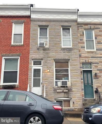 1326 Webster Street, BALTIMORE, MD 21230 (#MDBA501020) :: Advon Group