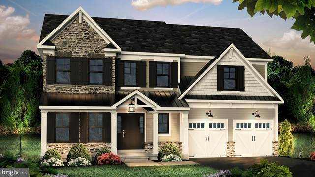 Darlington Model Bayberry Avenue, PENNSBURG, PA 18073 (#PAMC639596) :: REMAX Horizons
