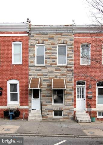 121 N Potomac Street, BALTIMORE, MD 21224 (#MDBA501074) :: The Bob & Ronna Group