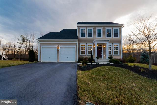 144 Tributary Trail, FALLING WATERS, WV 25419 (#WVBE175084) :: Radiant Home Group