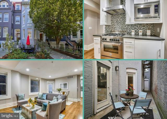 1815 19TH Street NW #2, WASHINGTON, DC 20009 (#DCDC459268) :: John Smith Real Estate Group