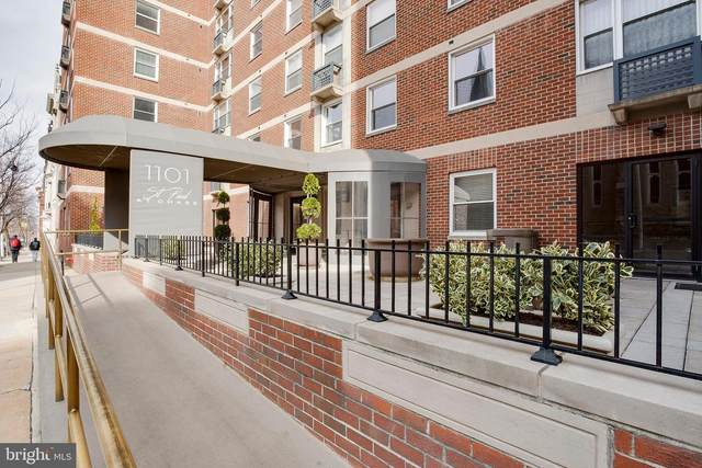 1101 Saint Paul Street #1808, BALTIMORE, MD 21202 (#MDBA501134) :: John Smith Real Estate Group