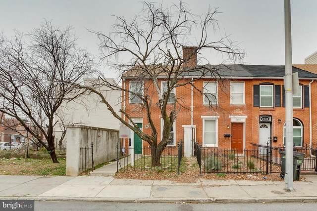 1638 Light Street, BALTIMORE, MD 21230 (#MDBA501148) :: The Riffle Group of Keller Williams Select Realtors