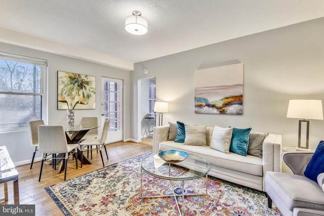 3719 12TH Street NE #106, WASHINGTON, DC 20017 (#DCDC459290) :: Eng Garcia Properties, LLC