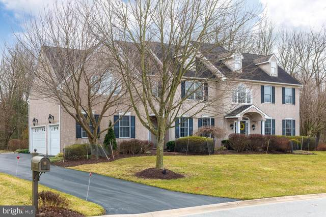 1016 Regimental Drive, WEST CHESTER, PA 19382 (#PACT499286) :: Sunita Bali Team at Re/Max Town Center