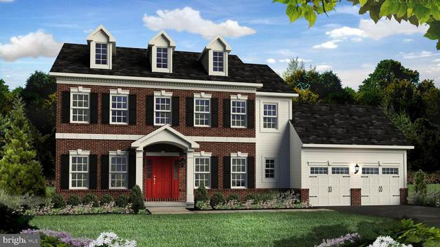 Middleton Model Bayberry Avenue, PENNSBURG, PA 18073 (#PAMC639802) :: REMAX Horizons