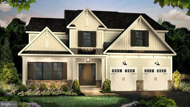 Rowley Model Bayberry Avenue, PENNSBURG, PA 18073 (#PAMC639826) :: LoCoMusings