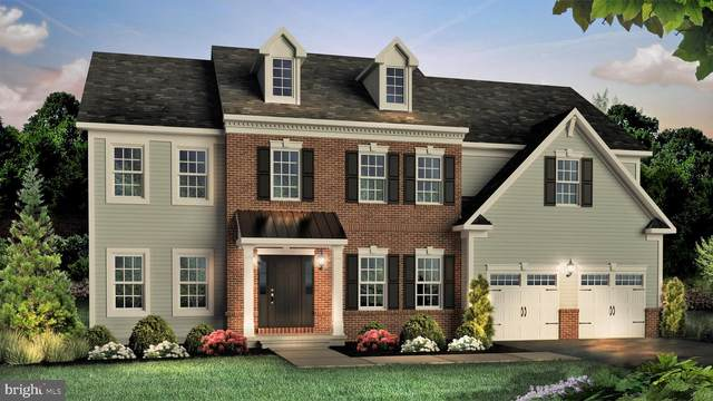 Chatham Model Bayberry Avenue, PENNSBURG, PA 18073 (#PAMC639830) :: REMAX Horizons