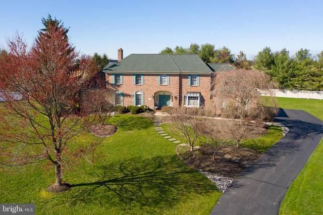 1025 Farmal Court, YARDLEY, PA 19067 (#PABU490298) :: Blackwell Real Estate