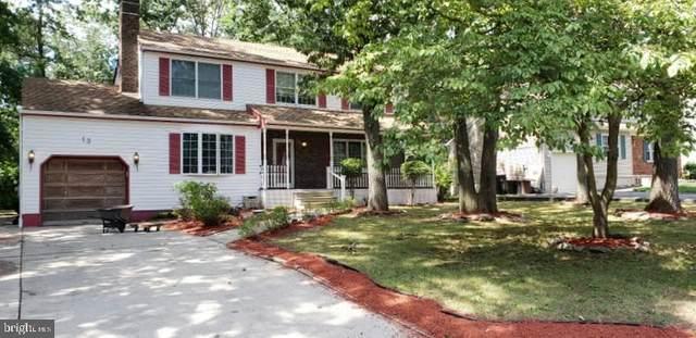 13 York Terrace, SICKLERVILLE, NJ 08081 (#NJCD387810) :: LoCoMusings