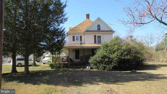 9782 Deal Island Road, DEAL ISLAND, MD 21821 (#MDSO103230) :: The Miller Team