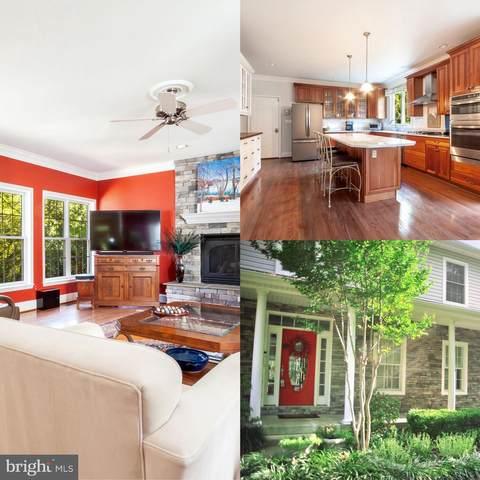4210 Shoreham Beach Road, EDGEWATER, MD 21037 (#MDAA426310) :: Blackwell Real Estate