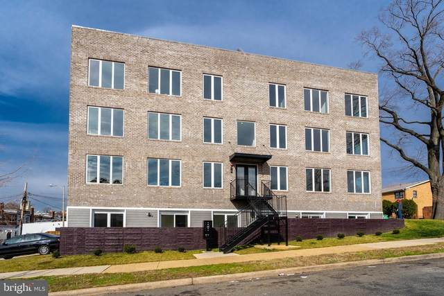 800 21ST Street NE #4, WASHINGTON, DC 20002 (#DCDC459550) :: AJ Team Realty