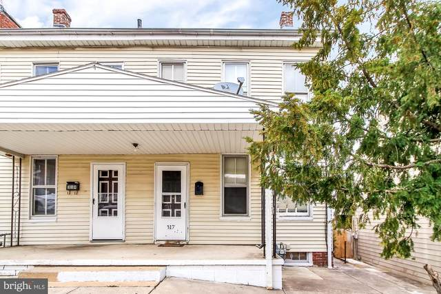 317 Garfield Street, YORK, PA 17401 (#PAYK133824) :: The Joy Daniels Real Estate Group