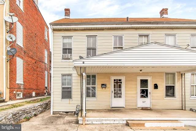 319 Garfield Street, YORK, PA 17401 (#PAYK133830) :: The Joy Daniels Real Estate Group