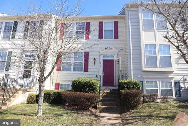 10321 Butternut Circle, MANASSAS, VA 20110 (#VAMN139018) :: AJ Team Realty