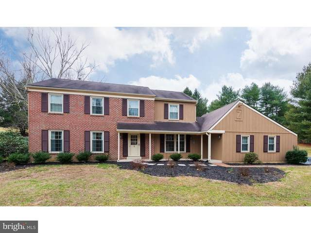 921 Pineview Drive, WEST CHESTER, PA 19380 (#PACT499538) :: The John Kriza Team