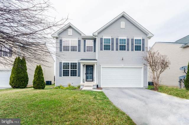 320 Flagstaff Circle, MARTINSBURG, WV 25405 (#WVBE175204) :: AJ Team Realty