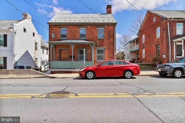 116 South Carlisle Street, GREENCASTLE, PA 17225 (#PAFL171488) :: The Joy Daniels Real Estate Group