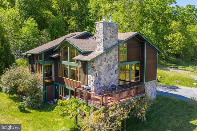 14 S Sleepy Creek Road, CROSS JUNCTION, VA 22625 (#VAFV155924) :: AJ Team Realty