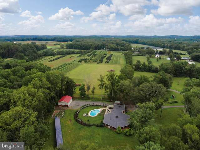 225 Bordentown Georgetown Road, CHESTERFIELD, NJ 08515 (#NJBL367680) :: Holloway Real Estate Group