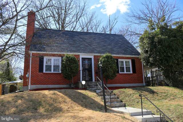 7111 Foster Street, DISTRICT HEIGHTS, MD 20747 (#MDPG560586) :: Pearson Smith Realty