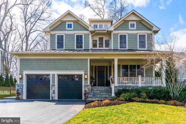 1230 Providence Terrace, MCLEAN, VA 22101 (#VAFX1113622) :: Speicher Group of Long & Foster Real Estate