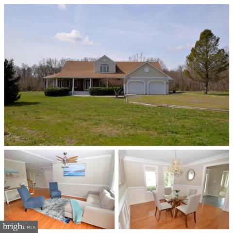 215 Sparks Mill Road, CENTREVILLE, MD 21617 (#MDQA143156) :: Dart Homes
