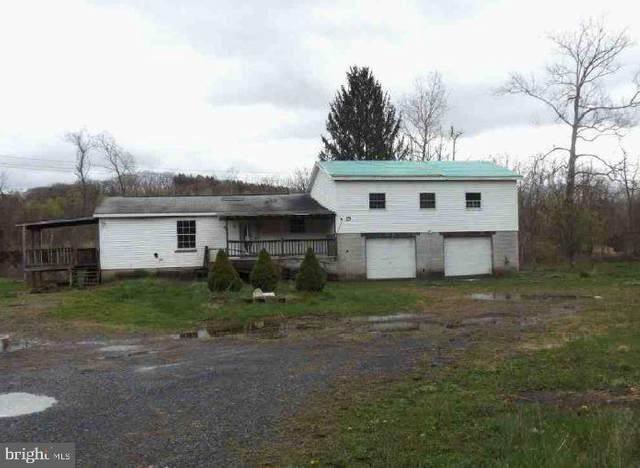 163 N Derry Avenue, YEAGERTOWN, PA 17099 (#PAMF100332) :: Tessier Real Estate