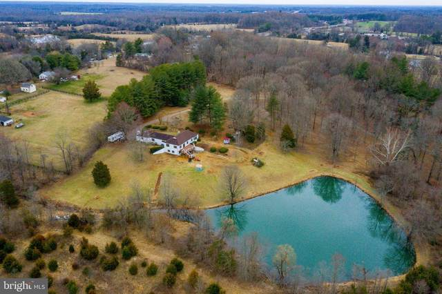 9275 Lees Ridge Road, WARRENTON, VA 20186 (#VAFQ164378) :: Colgan Real Estate