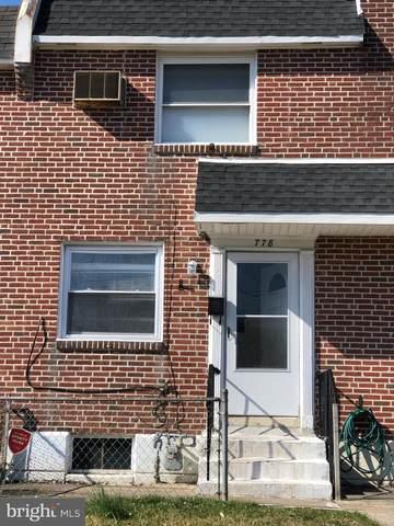 778 Taylor Drive, FOLCROFT, PA 19032 (#PADE510624) :: Larson Fine Properties
