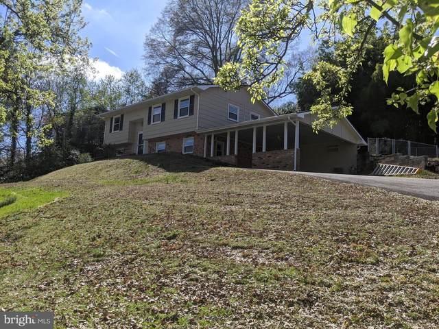 214 Morningside Drive, FREDERICKSBURG, VA 22401 (#VAFB116658) :: Dart Homes