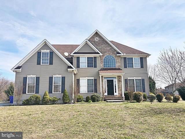156 Ivy Lane, MILFORD, DE 19963 (#DEKT236550) :: Larson Fine Properties