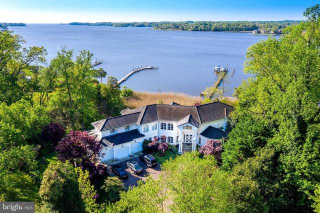 3 Deepwater Court, EDGEWATER, MD 21037 (#MDAA427308) :: Bruce & Tanya and Associates