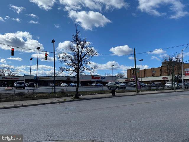 2101 Garrison Boulevard, BALTIMORE, MD 21216 (#MDBA502430) :: The Dailey Group