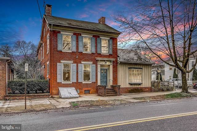 322 Baltimore Street, HANOVER, PA 17331 (#PAYK134422) :: The Joy Daniels Real Estate Group