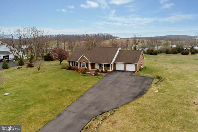 967 Fairview Circle, WOODSTOCK, VA 22664 (#VASH118556) :: Peter Knapp Realty Group