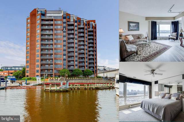 2515 Boston Street #1203, BALTIMORE, MD 21224 (#MDBA502626) :: The Putnam Group